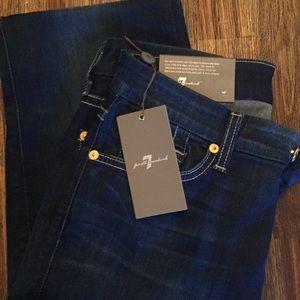 NWT 7 Kimmie Bootcut Jeans